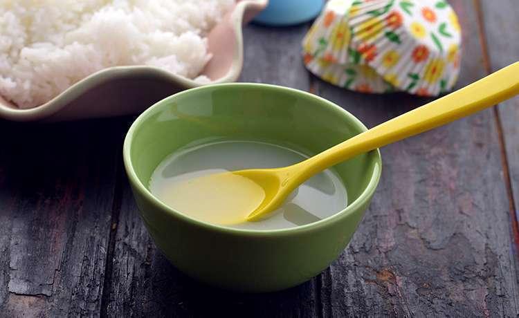 آب برنج، اکسیری سرشار از ویتامینها و مواد معدنی