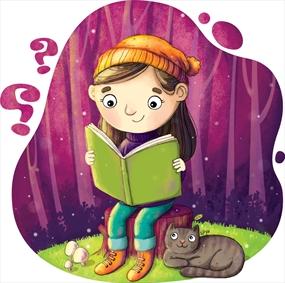 یار مهربان؛ شعر کودکانه درباره کتاب