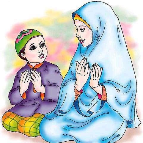 ترغیب فرزندان به نماز