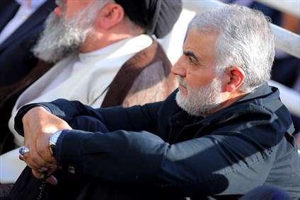 تصاویر خام و با کیفیت از سردار شهید سلیمانی