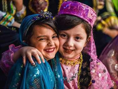 از قشنگیهای ایران