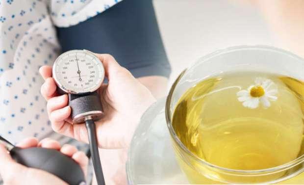 4 دمنوش طبیعی برای کاهش فشار خون