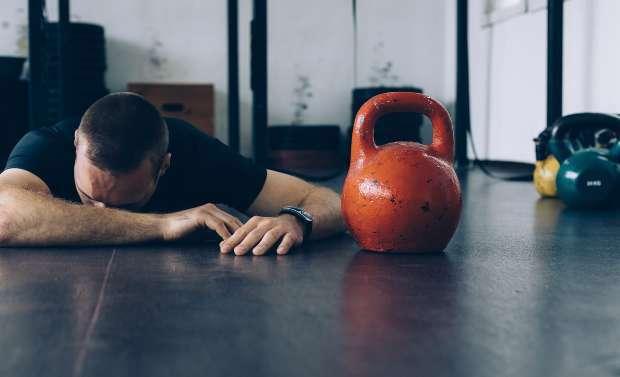 چه زمانهایی نباید ورزش کنید؟