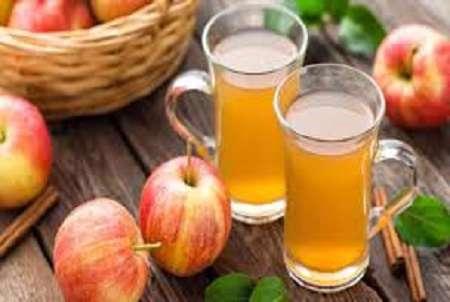 نوشیدنی آب سیب داغ