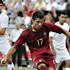 رونالدو و گل دوم ایران در برابر پرتغال