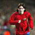 لیونل مسی هافبک گلزن تیم فوتبال بارسلونا