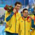 تصاوير مدال آوران المپيک پکن
