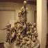 چالک سے بنائے هوئے مجسمے