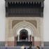 مسجد کا ايک اندروني دروازہ