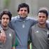 آبی پوشان در تمرین تیم ملی