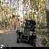خودروي رضا شاه در محوطه مجموعه کاخ سعد آباد