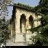 نماي بيروني کاخ سبز در مجموعه سعد آباد.